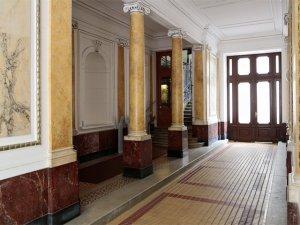Eingangsbereich Praxis Rahlgasse 1 Wien