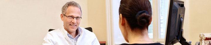 Analfissur Behandlung - Therapie Dr. Scharf Wien