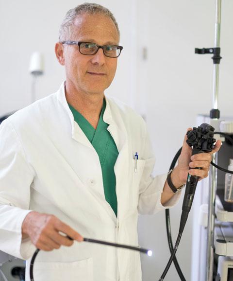 Gastroskopie Wien - Endoscope